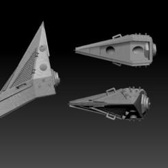 Télécharger modèle 3D gratuit Porte-clés tête de pyramide, mefedef