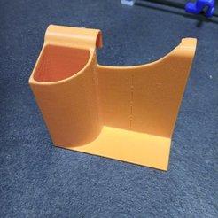 Free 3D printer designs Plane COG Balancer Add On, cavern