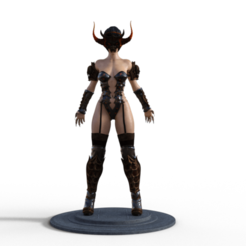 Download 3D printer designs Lady Darkness, screw