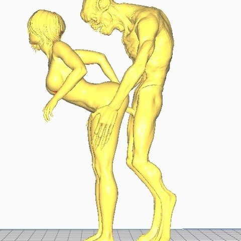 Download 3D print files Monster sex, screw