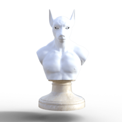 Download free 3D printing models Anubis, screw