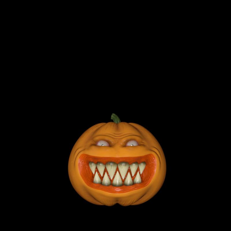 pumpkin.png Download free OBJ file Mr. Pumpkin • Design to 3D print, screw