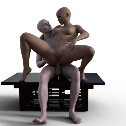 Download 3D print files Yolanda and Max the suite, screw