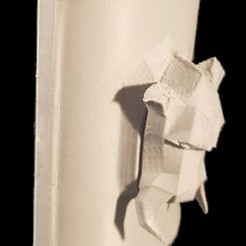 Télécharger modèle 3D Bouclier de sanglier, DigitalNorth3D