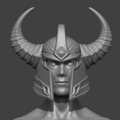 1.png Télécharger fichier STL Tryndamere Helmet LOL league of legends - Fan Art 3D print model 3D print model • Objet imprimable en 3D, 3D-PrintStore