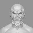 Download 3D printer designs Ainz Ooal Gown Mask from OverLord - Fan Art for cosplay 3D print model, 3D-PrintStore
