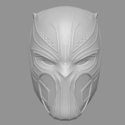 Download STL file Killmonger Golden Jaguar - Fan Art for cosplay 3D print model, adesign9x