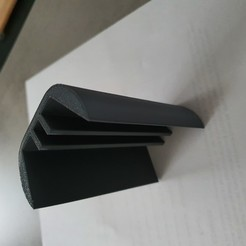 20200419_075130.jpg Télécharger fichier STL Poingnée vitre pare-douche • Modèle à imprimer en 3D, arnodema