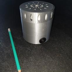 Diseños 3D Difusor de aceites esenciales o perfume o limoncillo anti-mosquitos V3, arnodema