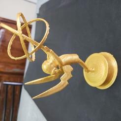 Télécharger modèle 3D gratuit Prix Montgomery Burns pour l'excellence Simpsons, Surfer_Calavera