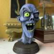 Télécharger plan imprimante 3D Tête de Fantôme de Manoir hanté pop-up, prototypes_and_pixie_dust