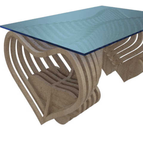 Télécharger fichier impression 3D Tableau Paramétrique P2, craagle