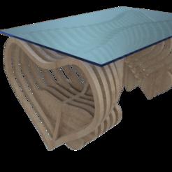 Fichier impression 3D Tableau Paramétrique P2, craagle