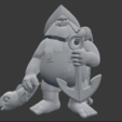 Télécharger objet 3D Le choc des pêcheurs Royale, SnK3D