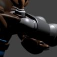 Download STL files Hunter - Clash Royale - Hunter, SnK3D