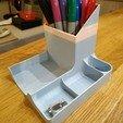 Download free STL file Desk Organizer • 3D printable design, sandcasanave