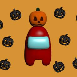 gggggggggggggggggggg.png Download OBJ file among us halloween • 3D print design, CristinaUY