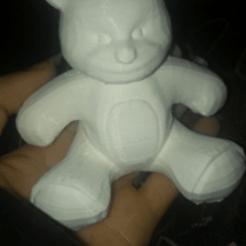 Descargar modelo 3D osito 3d juguete peluche, Mrplrhernandez