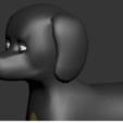 Télécharger fichier impression 3D Chien, mrplrhernandez