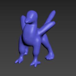 Download 3D printer designs Bird, Mrplrhernandez