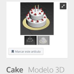 Screenshot_2019-12-11-06-55-10.png Télécharger fichier STL Gâteau • Plan à imprimer en 3D, CristinaUY
