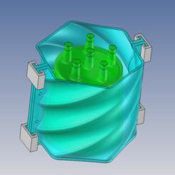 FULL.png Download STL file vase • 3D printer template, marciopansani