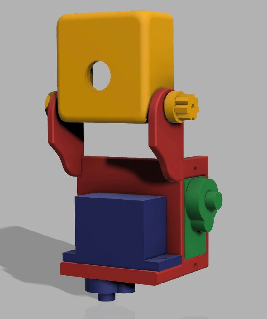 280a762fabfd20125d6523c63a113928_display_large.jpg Download free STL file 3D Camera Stand for Raspberry pi • 3D printable design, Jadkison60
