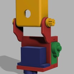 Download free 3D printing files 3D Camera Stand for Raspberry pi, Jadkison60