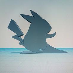 IMG_20190513_150905_443.jpg Télécharger fichier STL gratuit Cale pour porte Pikachu • Plan imprimable en 3D, MIGUELITO
