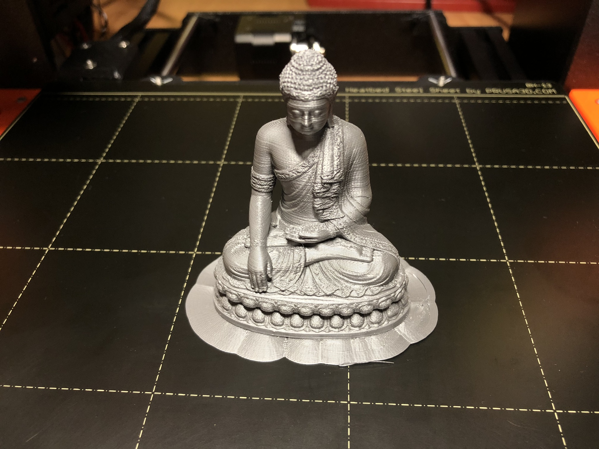 Download free STL file Thailand Buddha • 3D printer model, JaroslavVondrak