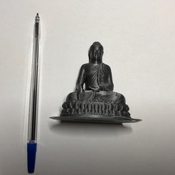 Download free 3D printer designs Thailand Buddha, JaroslavVondrak