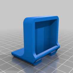 camera_mount_v5.png Download free STL file Raspberry Pi Camera Mount (3/8-16 UNC thread) • 3D printing template, rmaclean