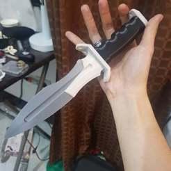 71807925_2393505447412845_5718974715284946944_n.jpg Download STL file White Blood Cell Knife • 3D printing model, Alx3D