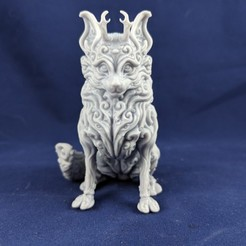Download 3D print files Twigg the Deer Fox, trajan1990
