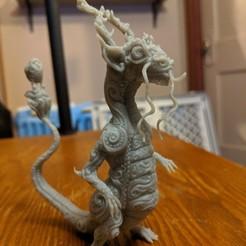 Imprimir en 3D ¡Lagarto!, trajan1990