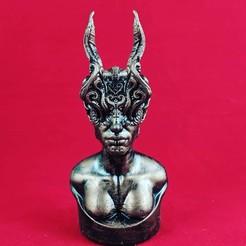 Download 3D printer files Horns, trajan1990