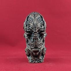 3D printing model Gigas, trajan1990