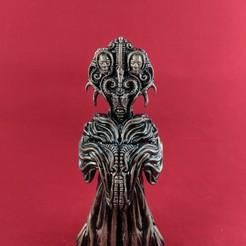 3D printer models Priest, trajan1990