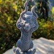 Impresiones 3D dragón de agua, trajan1990