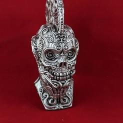 Download 3D printing files Skullhawk, trajan1990