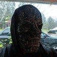 Download 3D printing models Mask of the warrior, trajan1990