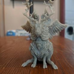 Download 3D printing files wolpertinger, trajan1990