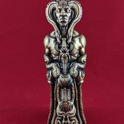 Download 3D printing files Shaman, trajan1990