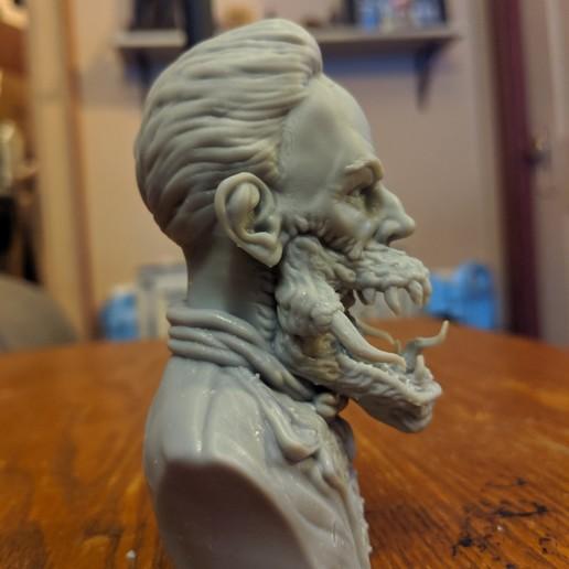 Imprimir en 3D Humanos corruptos, trajan1990
