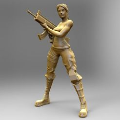 Download 3D printer model Fortnite 3D print model, cristiann_88