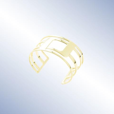 Imprimir en 3D brazalete brazalete art deco, Axe-one