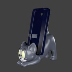 Download 3D printing templates TOM PORTA CELULAR, Talion