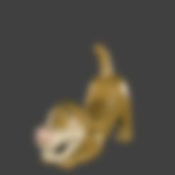 Descargar archivos STL Tigger Porta Celular, Talion