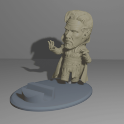 Download free 3D printing designs Doctor Strange Cell Phone Holder, Talion