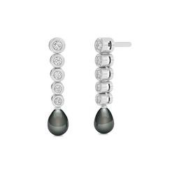 J009.1.jpg Download STL file Bridal Earrings • Design to 3D print, conferal8